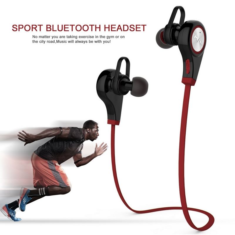 Music Stereo Bluetooth Earphone With Microphone HandsFree Audio Sport Headset Earpiece for iPhone iPad iPod xiomi Pc<br><br>Aliexpress