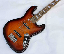 JB-5VS1 5 strings Electric bass guitar, real photos showing, Have in store, immediately shipping(China)