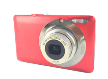 "16MP Digital Camera DC-120S 5X Optical zoom 2.7""TFT LCD Screen with  Anti-shake Free Shipping"