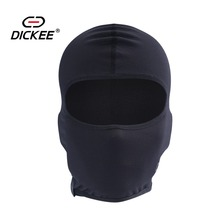 2017 DICKEE New Summer Balaclava Motorcycle Anti-mosquitoes Moisture wicking Cycling Outdoor Sports Beanie Face Mask DK-TD-02