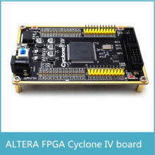 Free Shipping ALTERA FPGA development board core board ALTERA CYCLONE IV EP4CE TFT video card