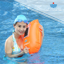 Swim Dual Airbags Sooge Swim Bag Storage Bags Drifting Swimming Equipment Lifesaving Airbag Water Safety Products Life Buoy