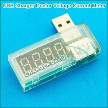 Freeshipping! USB Charger Doctor Voltage Current Meter Battery Tester Power Detector Wholesale