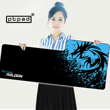 pbpad store XL Speed/Control Version Large Gaming Mouse Pad Locking Edge Mousepad Keyboards Mat computer game tablet mouse pad(China)