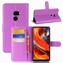 Buy High Flip Wallet Leather Case Bussness Card Slot Stand Cover Xiaomi Mi Mix 2 / EVO Holder Protector Bag Phone Shell for $3.32 in AliExpress store