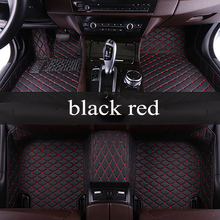 kalaisike Custom car floor mats for Mazda all models mazda 3 5 6 CX-5 CX-7 MX-5 car styling car accessories(China)