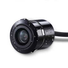 Universal 12V Waterproof 170 Lens Angle Night Vision Car Rear View Camerae Backup Parking HD CCD Color CMOS Camera(China)