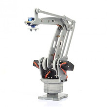 ABB irb 460 Industrial robotic arm model Axis palletizing CNC 4-DOF manipulator model for Teaching and experiment(China)