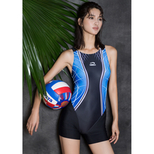 One Piece Swimwear 2017 Female Triathlon Suit Women Racing Competition Sports Boxer Tight Full Body Swimming Beach Suit XXXL
