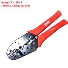 Coaxial cable crimping pliers terminal clamp hexagonal clamp YTH-301J compressible RG316, RG174 -1.5 lines(China)