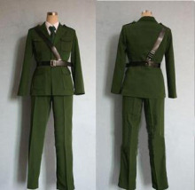 Axis Power Hetalia/ APH United Kingdom /UK England Cosplay Costume
