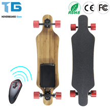 4 Wheel Electric Skateboard Single Hub Motor Self Balancing Scooter Hoverboard Electrico Sport Long Board - TG Store store