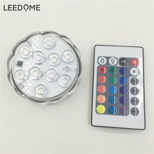New Design RGB Led Bulb Lamp Full Power 5W Led Spotlight Changeable Lamp Multiple Colour With Remote Controller Home Lighting