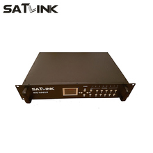 8 Route modulator SATLINK WS-8902U DVB-T HD 1080P MPEG4 HD/AV 8 Channel modulator Satlink 8902U(China)