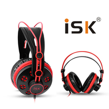 Fashion&stylish ISK 580 Monitor earphones HIFI earphone Apply to appreciate music watching movies and monitor(China)
