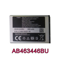High Quality Battery Replacement For Samsung SGH-E251 SGH-E258 SGH-E350 SGH-E428 SGH-E500 SGH-E900 SGH-E908 SGH-M620 AB463446BU