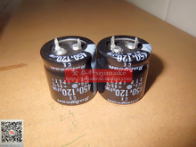 30PCS Rubycon electrolytic capacitor 450V120UF 25X25 RTP series 85 degree new free shipping