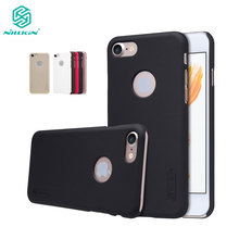 Buy sfor iPhone 7 Case Nillkin Frosted Shield PC Hard Back Cover Case iPhone7 Plus 7Plus Screen Protector for $7.19 in AliExpress store