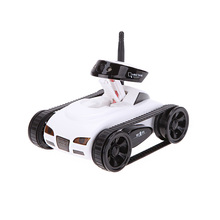 Super Mini RC Car I-SPY Mini App-controlled Wireless Tank 777-270 Real-time Video Transmission RC Car with 30MP Camera(China)