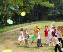 Outdoor children frisbee flying disk one pcs selling(China)