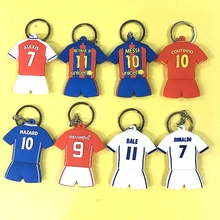 Soccerwe 2018 Season Soccer Star United Pogba Ronaldo Messi Jersey Kit Doll Accessories Brithday Christmas Gift