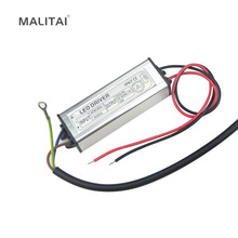 1Pcs DC 22V-38V 30W 900mA Power Supply Floodlight LED Driver (10 series 3 parallel) lighting Transformer IP67 Waterproof Adapter(China)