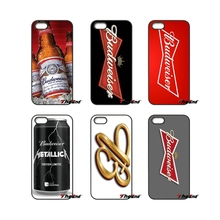 For iPod Touch iPhone 4 4S 5 5S 5C SE 6 6S 7 Plus Samung Galaxy A3 A5 J3 J5 J7 2016 2017 Amazing Budweiser Beer Art Case Cover