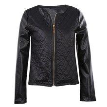 Nueva moda Chaquetas ropa algodón de manga larga Blend crewneck cremallera  traje de chaqueta outcoats nuevo 48034941af21