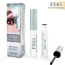 Feg Eyelash Enhancer Eyelash Serum Eyelash Growth Serum Treatment Natural Herbal Medicine Eye Lashes Mascara Lengthening Longer(China)