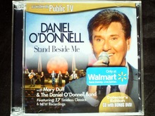 Daniel O'Donnell - Stand Beside Me CD+DVD Brand New WALMART