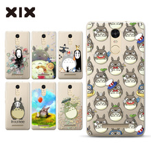 2017 new arrivals for coque Xiaomi Redmi 3S Note 3 pro Note 4 case Cute Totoro hard PC cover for funda Xiaomi Redmi 4 pro case