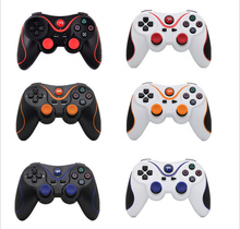 Wireless Controller Double Vibration Gamepad Joystick Joypad For Sony Playstation 3 PC Wired Controle For PS3(China)
