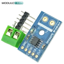 MAX6675 Thermocouple Temperature Sensor Module For Arduino Type K SPI Interface Module For Arduino(China)