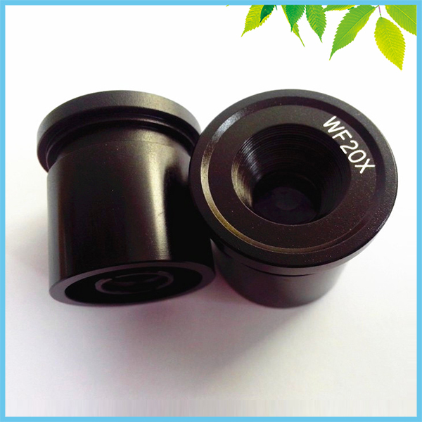 Microscope Eyepiece WF20X/10mm Eyepiece Optical Lens for Stereo Microscope with Mounting Size 30.5mm<br><br>Aliexpress