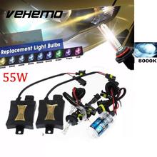 Buy HID Xenon Headlight Bulb 12V 55W 8000K H7 Light Conversion 8000K Ballast Slim Kit Universal bmw e46 e39 volkswagen toyota for $20.15 in AliExpress store