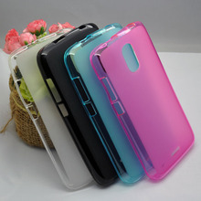 Best Price High Quality Soft TPU Phone Case For BLU Studio G Cell Phone Smartphone Protective Pudding Cover Free Shipping