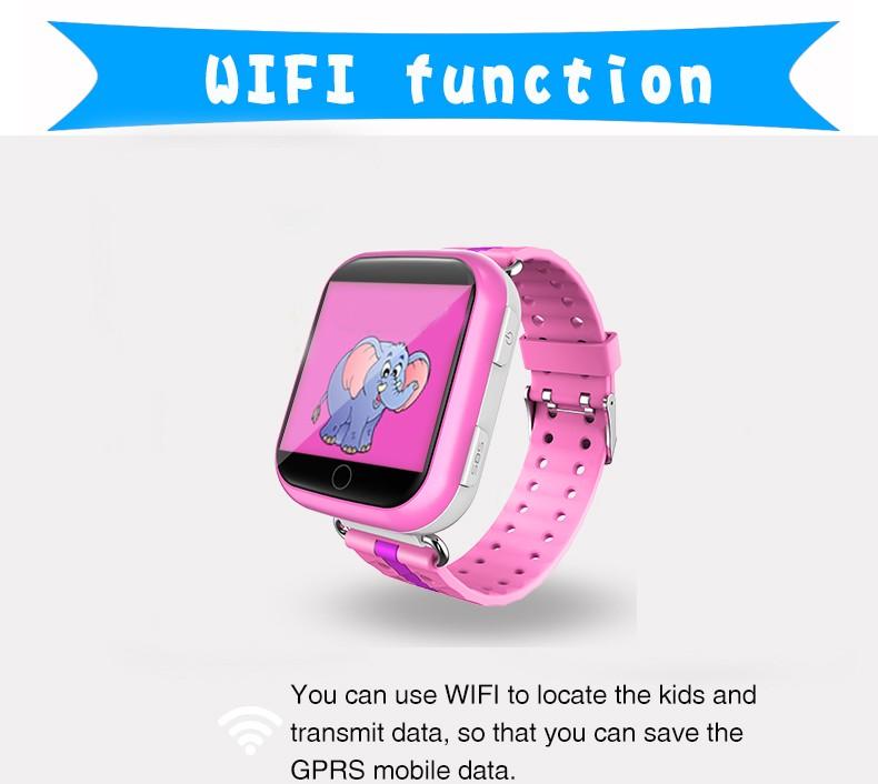 smart baby watch smartwatch smartwach Q100 (10)