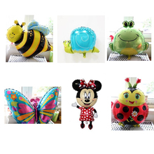 New lovely animals Shaped balloons Multi Color Foil Balloons Party baby Birthday Party wedding Decaoration
