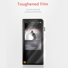 Original Shanling Tempered Glass Screen Protective Toughened Film For M3s HiFi Lossless Portable Music MP3 Player Easy Sticked(China)