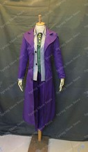 Batman The Dark Knight Joker Anime Custom Made Uniform Cosplay Costume