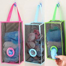 2017 Wall Doors Mesh Hanging Holder Organizer Container Closet Storage Bags Pockets Socks Sundries Grid Closet  Space Saver NEW