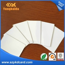 5000pcs/lot 13.56 card ISO 14443A write read Fudan M1 compatible S50 1k rfid smart card(China)