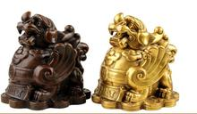DYZ +++++The copper ornaments Zhaocai Pichugin brave living room office decoration gift shop opened
