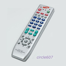 1Pc Universal Learning Remote Control for TV VCD DVD VCR(China)
