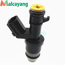 High Performance fuel injector nozzle for Honda Accord Civic CR-V for Acura ILX TSX 16450-R40-A01 16450R40A01 16450 R40 A01(China)