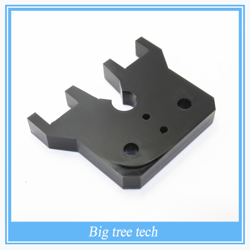 3D printer accessories  MK extruder  holder guide block laser machining<br><br>Aliexpress