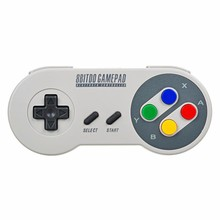 New 8Bitdo SFC30 Pro Wireless Bluetooth Controller For IOS Android Gamepad PC Mac Gamepad Dual Classic Joystick