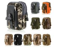 "2016 Universal military Phone bag For Oukitel K10000 5.5"" Waist Belt Clip Holster bag For Oukitel U10 Phone bag"
