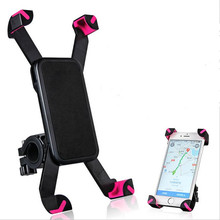 Universal Bicycle Bike motorcycle, electric vehicle Phone Holder for OPPO N1 mini Find 7 N3 R1S R5 for OnePlus 3 3T 2 X One