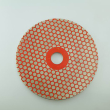 Diamond Disk for Grinding Glass 180 Mesh Grit Grinding Tools Professional Factory Cheap Price Free Shipping(China)